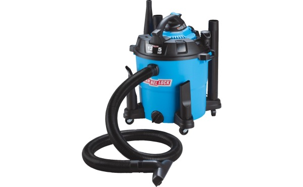 Channellock 12 Gal. 5.0-Peak HP Wet\/Dry Vacuum with Blower
