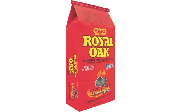 Royal Oak 7.7 Lb. Briquets Charcoal