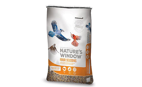 Natures Window Four Seasons Bird Seed 18LB